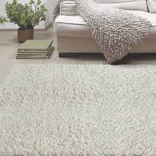 Image Lanart Palazzo Shag White Ft Ft Area Rug Home Depot Lanart Palazzo Shag White Ft Ft Area Rugrope3x5w The Home