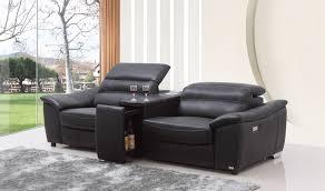 modern leather recliner  surripuinet