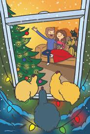 December 2016 Ferndale Chickens