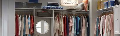 closet storage solutions for less