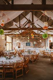 An Incredible Barmbyfield Barns Wedding In Yorkshire Vicky Sam Had A Glastonbury Themed Festival Wedding Featuring Music From Undercovered