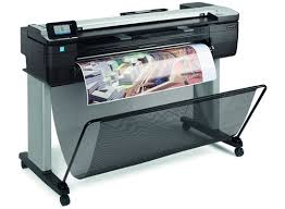 <b>HP DesignJet T830 24-in</b> Multifunction Plotter Printer - HP Store UK