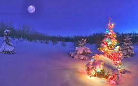 Desktop Wallpaper Christmas Scenes