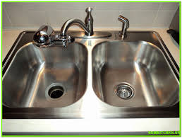 Kitchen Blocked Sink Drain Home Remedy Cleaner Best How Clean
