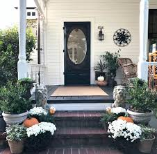 five steps to fabulous fall front door decor mysoulfulhome