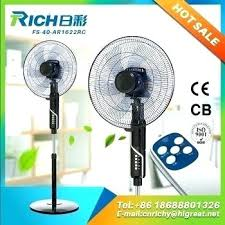 outdoor pedestal fans waterproof australia fan with water spray in oscillating stand motor f air cooler outdoor stand fans