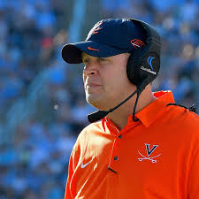 Virginia Releases Depth Chart For Boston College Game