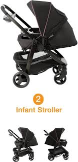 graco modes connect baby travel system car seat stroller combo davis 5 graco modes connect baby travel system car seat stroller combo