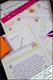 summer math activity 7th grade math review