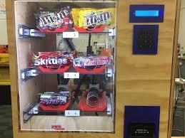 "Arduino Vending Machine Fascinating High Schoolers Build A ""48 Vending Machine"" Hackster Blog"