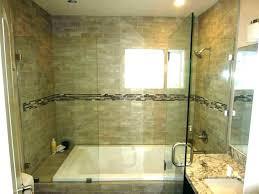 showers shower door diy window pane alternative to doors clean alternatives sliding glass