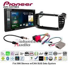 pioneer avic 5201nex ddin car stereo install kit gps navigation car stereo wiring kits at Car Stereo Wiring Kit