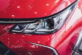 Car Body Lights Beautiful Parts Of The New Car Car Headlights Headlights Body