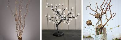 Amazoncom Lighted  Artificial Trees  Artificial Plants Home Home Decor Trees