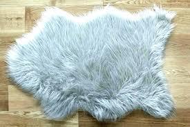 full size of small round white fur rug furniture winning rugs dark grey faux blanket