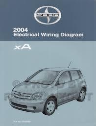 2004 scion xa wiring diagram manual original  Car Stereo Color Wiring Diagram 2006 Scion Xa #35