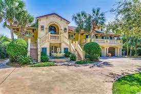 myrtle beach oceanfront homes