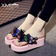 Online Shop <b>2019 Summer Slippers</b> Platform <b>Women Shoes</b> ...
