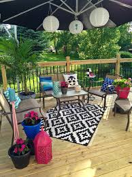 patio deck decorating ideas. Decorating Ideas For Patios Best Of Small Outdoor Girly Deck Decor Blue And  Pink Accents IKEA Hanging Patio Deck Decorating Ideas S