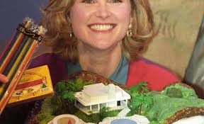 Blue peter features smellovision (from children in need 1995) and anthea turner pops back in to promote the appeal. Tracy Island On Blue Peter Get The Instructions Here