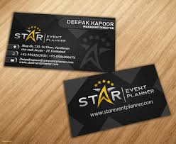 Event Planning Business Cards Plan Card Ideas Planner Examples
