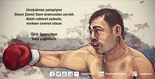 Unutulmaz Şampiyon Sinan Şamil SAM vefat etti.