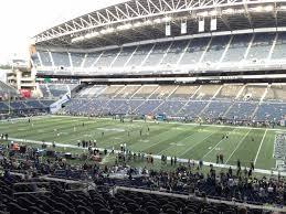 Centurylink Field Section 231 Seattle Seahawks