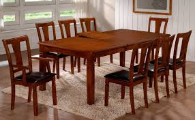 8 seat dining room table with tables decor ideas and showcase design decorations 13