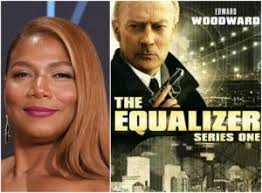 The equalizer is a franchise that started with the 1985 series of the same name, starring edward woodward as central protagonist robert mccall, an agent with a chequered past aiming to save those in need. Queen Latifah Set To Star Executive Producer The Equalizer Reboot Series For Cbs Blackfilm Com Black Movies Television And Theatre News