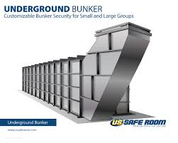 our underground bunkers are fully customizable and the floor plans we represent here depict merely one variation of what you can do with your underground
