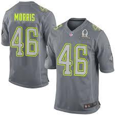 Tone Jersey Morris Team Limited 46 Mens Two Alfred Nfl Washington Alternate Redskins