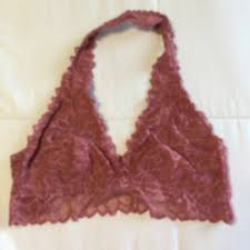 Light Burgundy Color Classic Vs Pink Bralette Light Burgundy Color Depop
