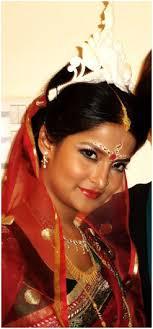 hindu bridal makeup final look