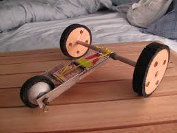 Easy Mousetrap Car Designs For Distance Victor Mousetrap Car Speed Racer Crafts Diy Projects