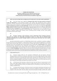 Appointed Representative Agreement Template 9 Free Sample Sales ...