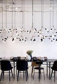 dining room lighting modern. Menu Folded Vase, Afteroom Chair, Franklin Chandelier MUUTO Nerd Chair Dining Room Lighting Modern L