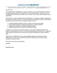 Maintenance Resume Cover Letter Industrial maintenance technician resume cover letter Homework 8