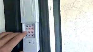 craftsman garage door opener keyless entry pad chamberlain garage door opener keypad for inspirations chamberlain wireless