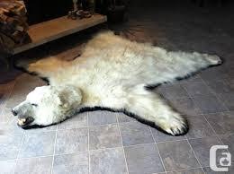 100 polar bear carpet cities 9250