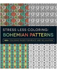 Heres A Great Deal On Bohemian Patterns Adult Coloring Book 100