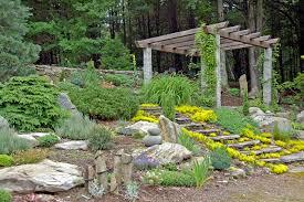 Backyard Ideas:Rock Garden Design And Construction Rock Garden Designs to  Bring Nature Near You