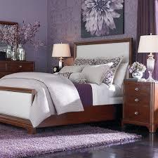 Purple And Gray Bedroom Purple Grey Bedroom Decorating Ideas