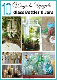 ever wonder what to do with that empty wine bottle baby food jar or jam