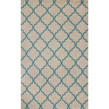 excellent turquoise and brown rug whiskey river 4 x 5 furniture