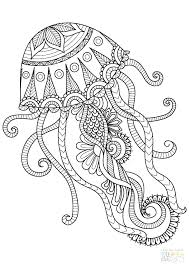 Elephant Mandala Coloring Pages Mangryinfo