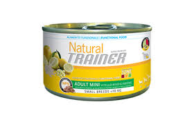 <b>Консервы Trainer Natural Mini</b> Adult Beef, Rice and Ginseng ...