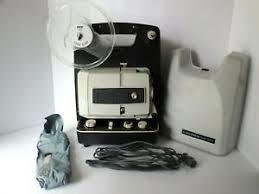 Elmo Projector Details About Vintage Elmo Projector Fp A
