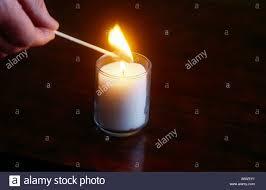 Yom Kippur 2017 Candle Lighting Yahrzeit Stock Photos Yahrzeit Stock Images Alamy