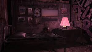 Room Premises Interior Light Dark Background Graffiti HD Wallpaper. Bright  Lights ...