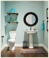 behr bathroom paintColorfully BEHR  Ask A Color Expert Coastal Bathroom